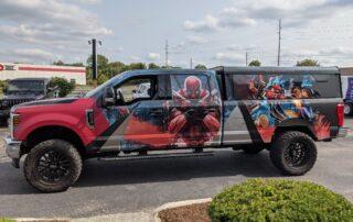 Deadpool Driver