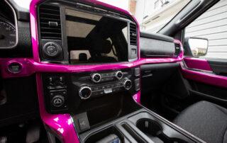 F150 Interior Wrap